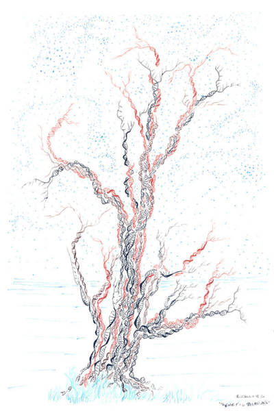 Genetic Branches Poster