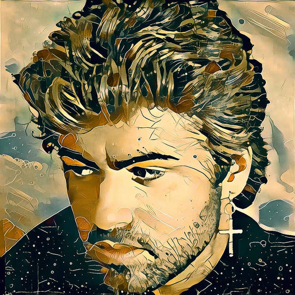 George Michael Tribute 7 Poster