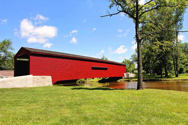 Gilpin's Falls Covered Bridge Poster