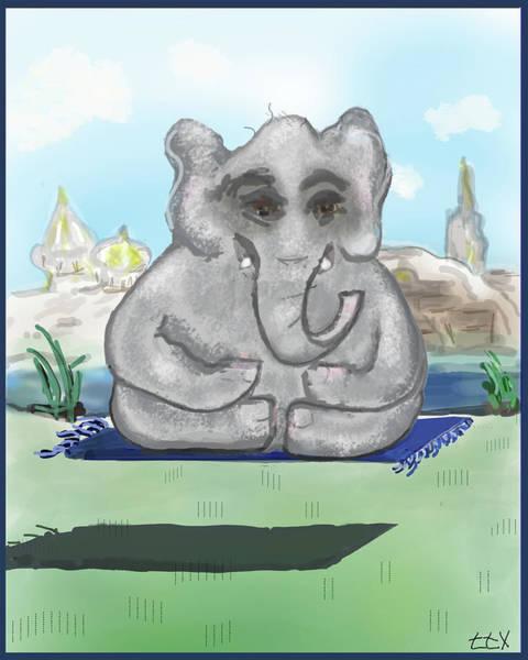 Go Zen, Baby Poster