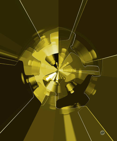 Golden Wheels Poster