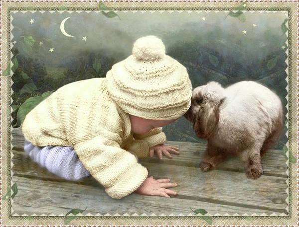 Goodnight Bunny Poster