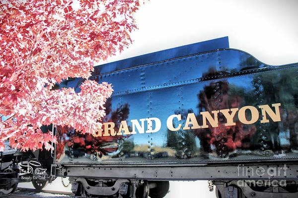 Grand Canyon Railroad Poster