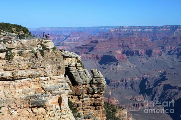 Grand Canyon South Rim Poster