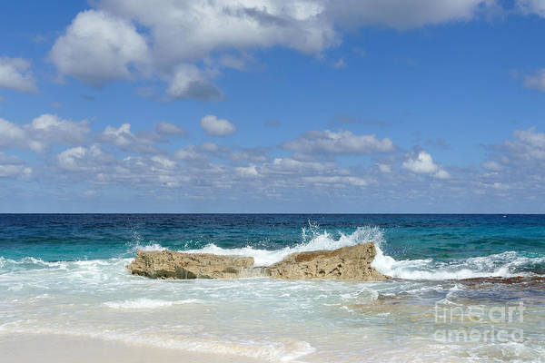 Great Guana Cay Beach, Bahamas Poster