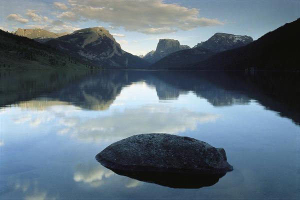 Green River Lake, Bridger-teton Poster