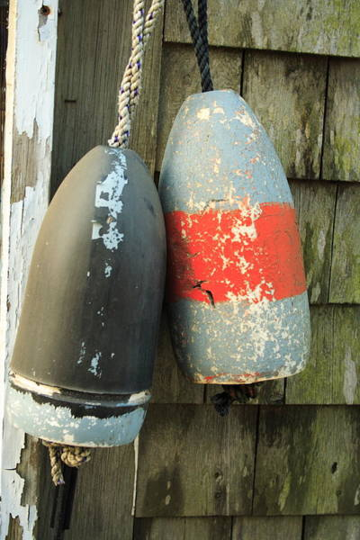 Grey Bouys Poster