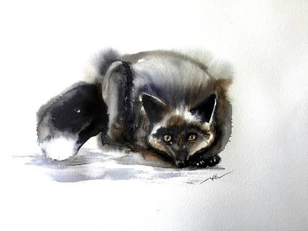 Grey Fox 1 Poster
