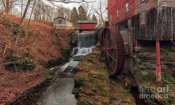 Grist Mill II Poster