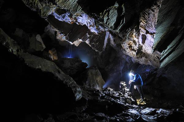 Grotta Del Pugnetto Poster