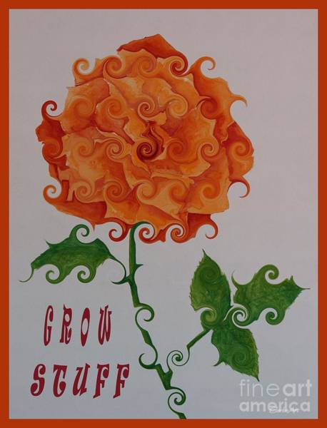 Grow Stuff Poster