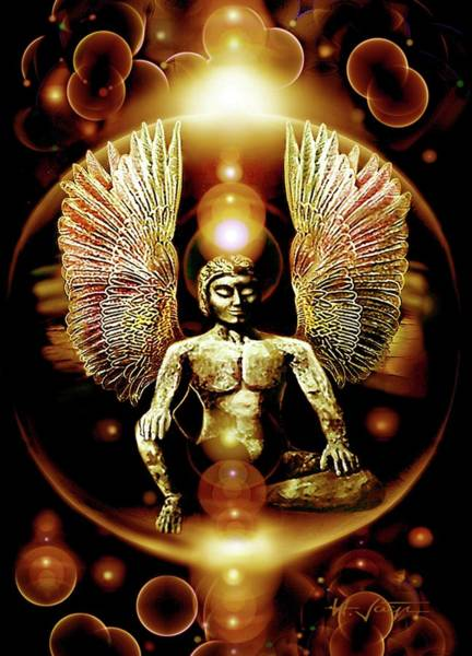 Guardian  Archangel Poster