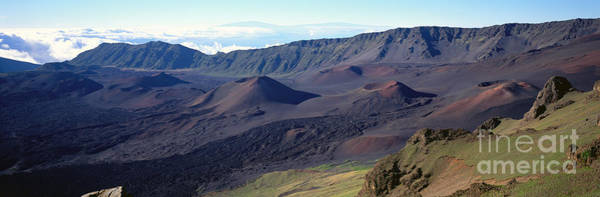 Haleakala Panorama Poster