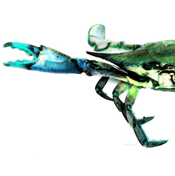 Half Crab - The Left Side Poster