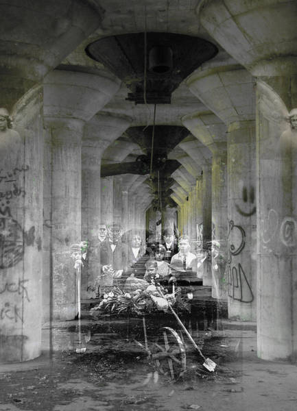 Hall Of Secrets Poster