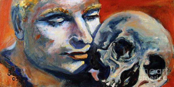 Hamlet Laurence Olivier William Shakespeare Poster