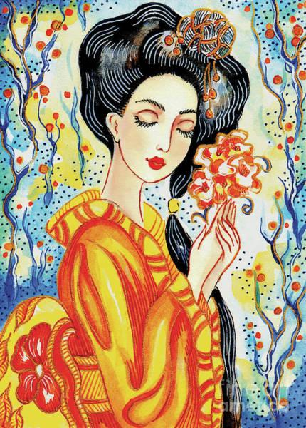 Harmony Flower Poster