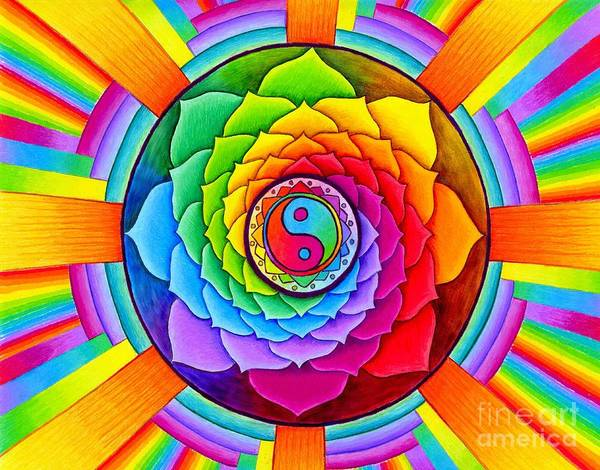 Healing Lotus Poster