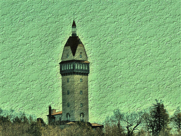 Heublein Tower Poster