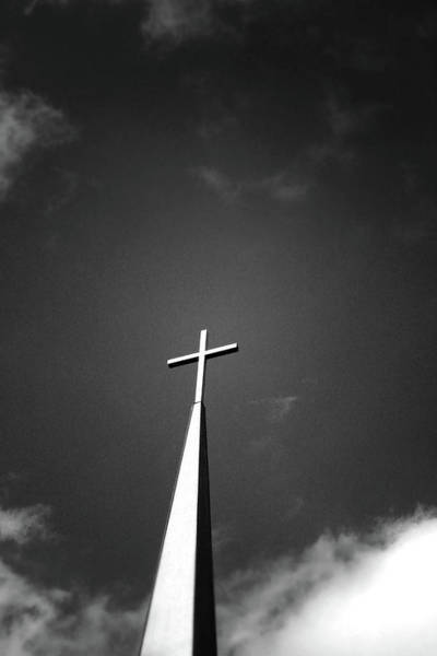 Higher To Heaven - Black And White Photography By Linda Woods Poster