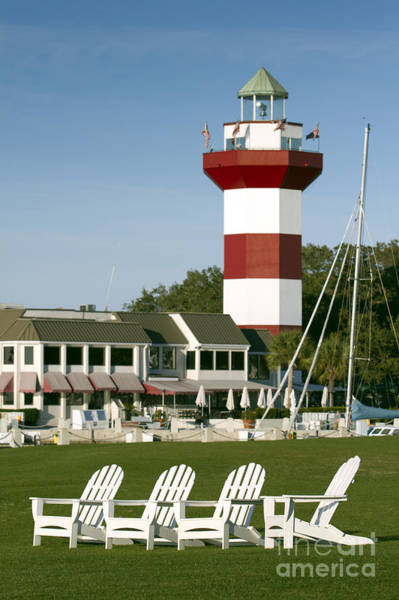 Hilton Head Island Lighthouse Poster