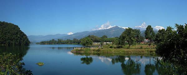 Himalayan Panorama Poster
