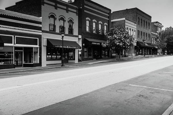 Historic Buford Downtown Area Poster