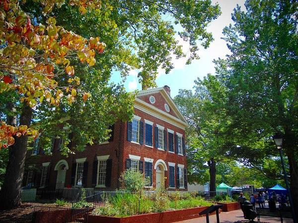 Historic Dahlonega Georgia Courthouse Poster