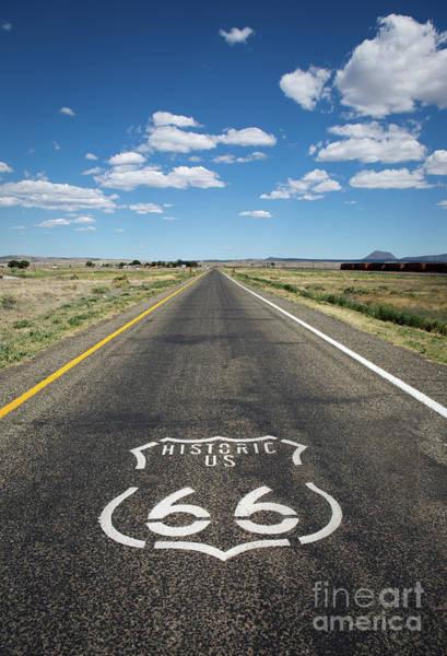 Historica Us Route 66 Arizona Poster