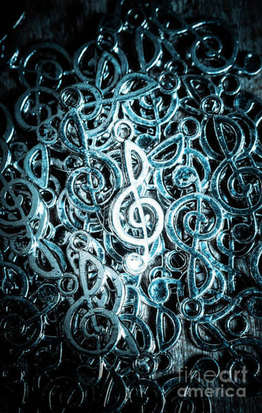 Hitting Key Harmonics  Poster