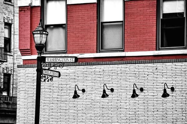 Hoboken Lights Poster