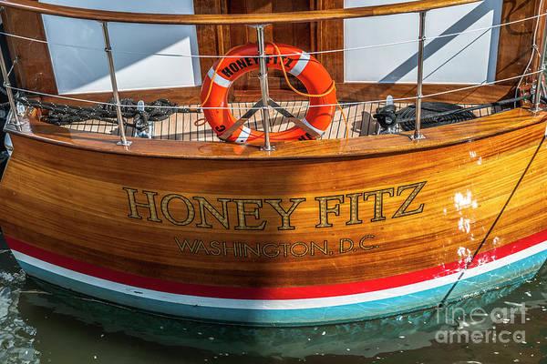 Honey Fitz Poster