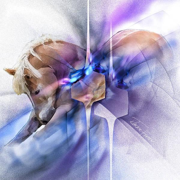 Horse Prayer Poster