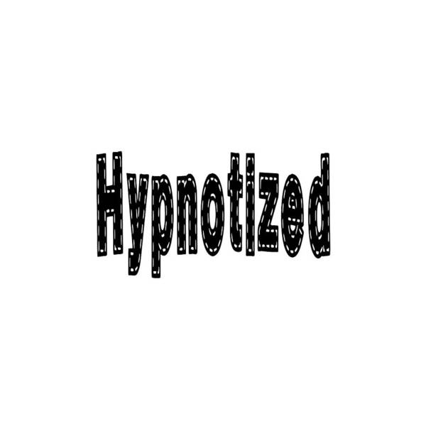 Hypnotized - Love Quote Print Poster