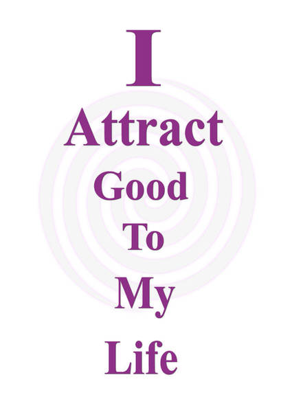 I Attract Poster