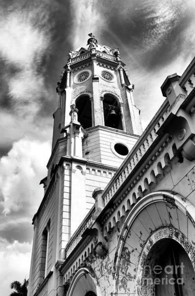 Iglesia San Francisco De Asis Mono Poster