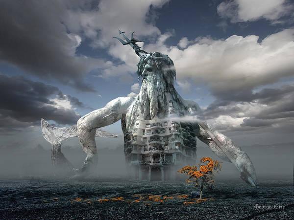 Inadvertent Metamorphosis Or King Of My Castle Poster