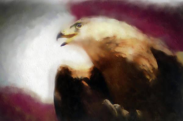 Independence Eagle Poster
