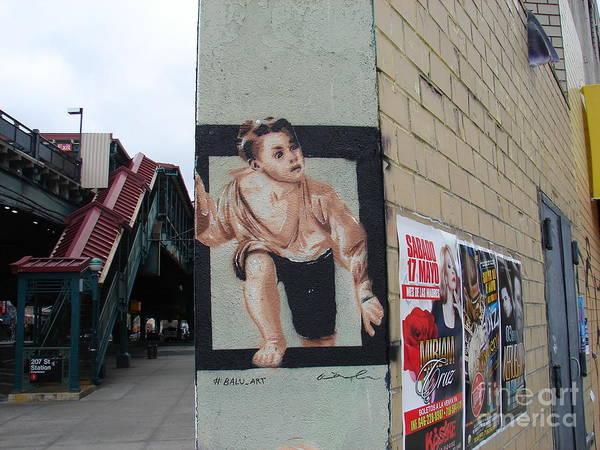 Inwood Graffiti  Poster