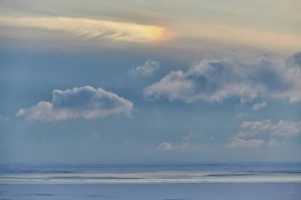 Iridescence Horizon Poster