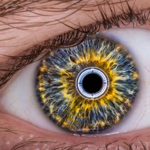 iRobot Eye v2.o Poster