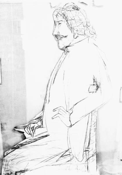 James Whistler's Portrait Poster