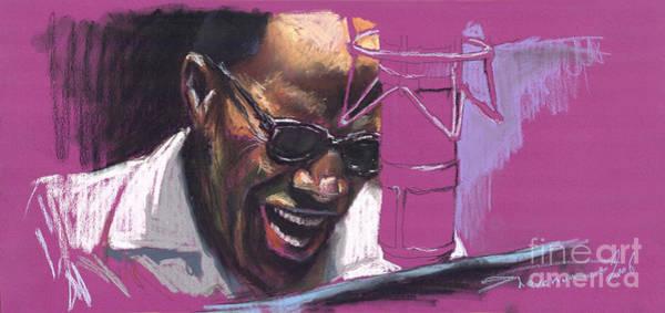 Jazz Ray Poster