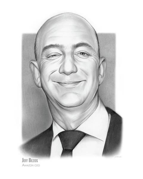 Jeff Bezos Poster