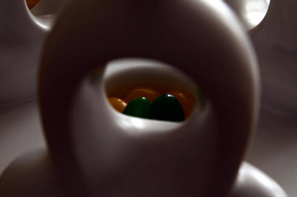 Jelly Bean Buddha Poster