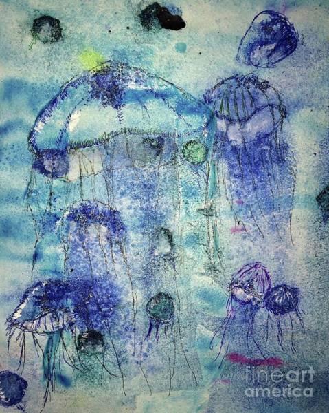 Jellyfish I Poster
