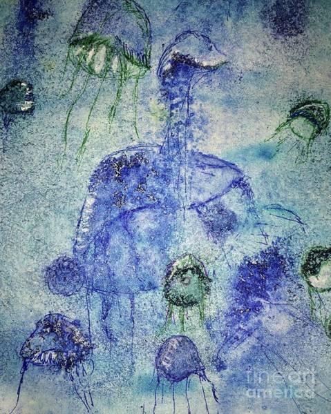 Jellyfish II Poster