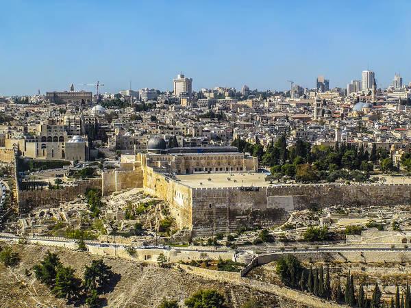 Jerusalem Of Gold Poster