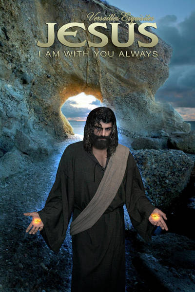 Jesus- I Am With You Always Poster