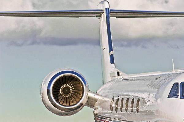 Jet Aircraft Poster